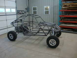 contact us for ordering - Dune Buggy Frames For Sale