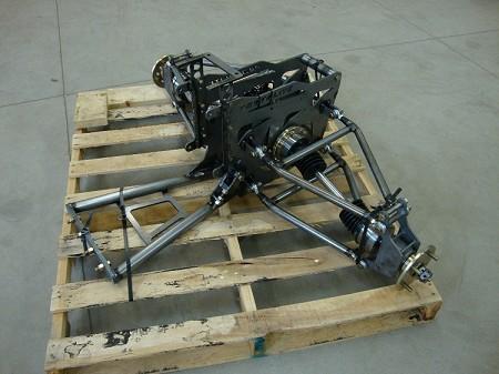 Motorcycle Buggy Complete Rear Drivetrain Amp Suspension