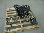 Motorcycle Buggy Complete Rear drivetrain & suspension
