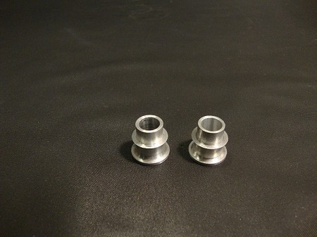 1/2 to 3/8 Hi-mis spacer (stainless)