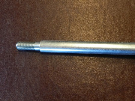 "1"" Flexpruf Steel Axle"