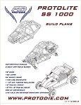Protolite SS1000 Buggy Plans - Electronic