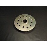 Rear Wheel Hub - 1  3/8 spline- 4 bolt