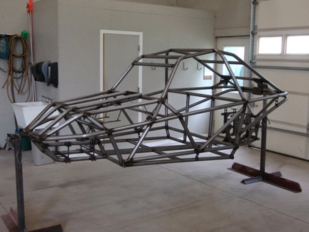 SS1000 Roll Cage